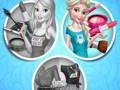 Barbie and Elsa BFF
