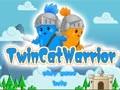 Twin Cat Warrior