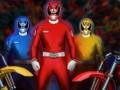 Power Rangers Swift